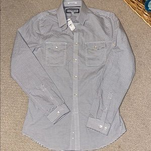 NWT Express button up